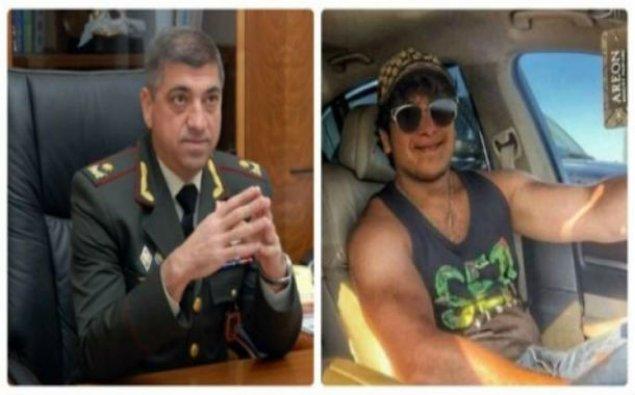 General oğlunu ağır cəzalandıran yol polisinin vəzifəsi artırıldı
