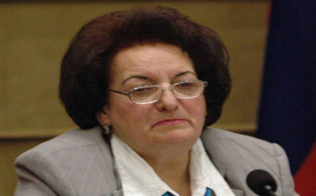 """Elmira Süleymanova """"Şərəf"""" ordeni ilə təltif edildi"""