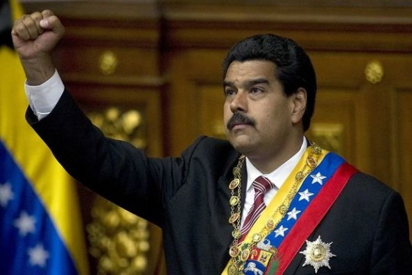 """Nikolas Maduro: """"Mən Səddam Hüseynə bənzəyirəm"""" – VIDEO"""