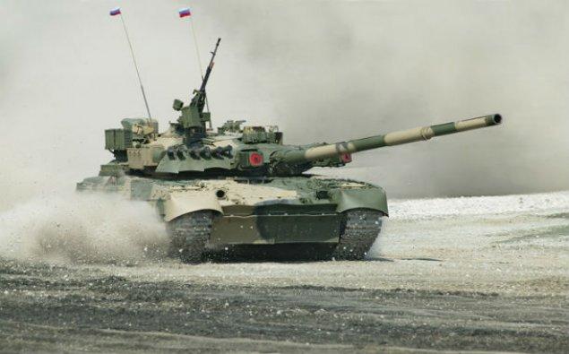 """Rusiya tankları ilə Amerikanı """"əzə"""" bilər"""