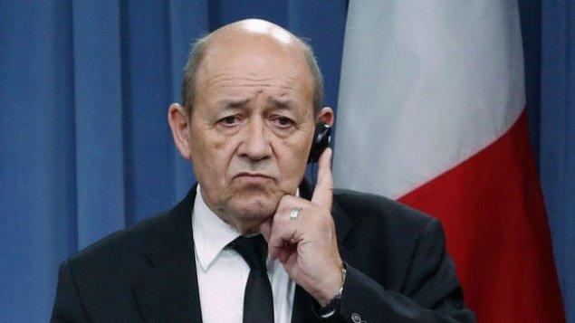 Fransa Qətər üzərindən sanksiyaları götürməyə çağırdı