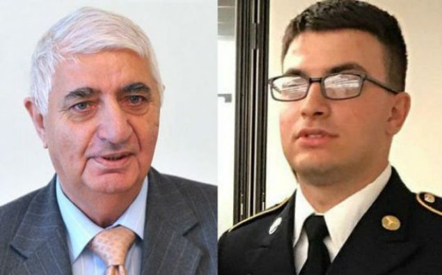 Azərbaycanlı şairin nəvəsi ABŞ Silahlı Qüvvələrinin zabiti oldu – FOTO