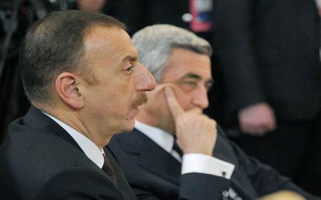 Putin Azərbaycan və Ermənistan prezidentləri arasında görüş təşkil etməyə çalışır