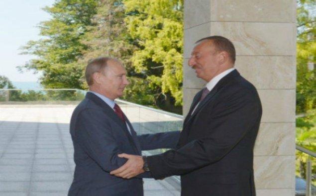 Bu gün İlham Əliyev Putinlə görüşəcək
