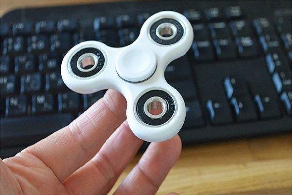 Ən çox fırlanan spinner yaradıldı
