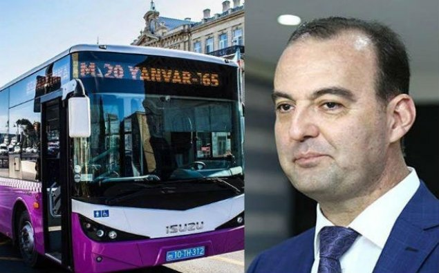 Avtobus özbaşınalıqları ilə bağlı məsələyə aydınlıq gətirildi — hər ay