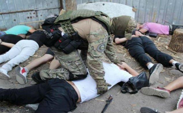Ukraynada azərbaycanlı avtoritetlər tutuldular - FOTO + VİDEO