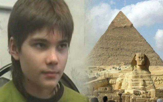 Rusiyalı uşaq Marsda anadan olduğunu iddia etdi — ŞOK FAKTLAR