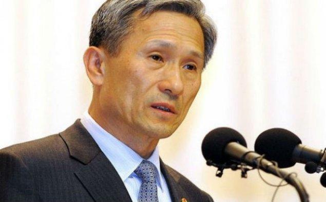 Cənubi Koreyada sabiq müdafiə naziri həbs olunub
