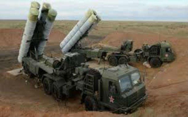Türkiyə Rusiyadan S-400 zenit-raket kompleksləri alıb