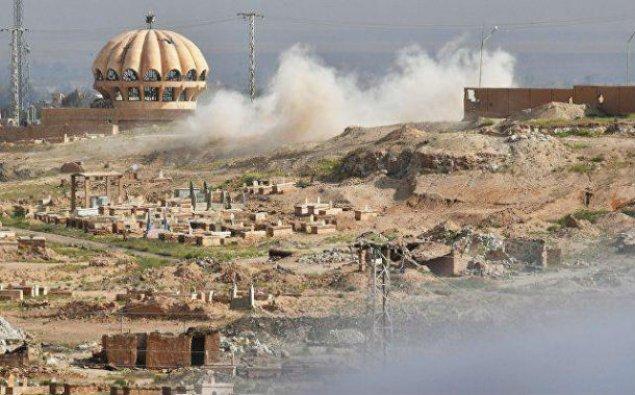 İraqda İŞİD müftisi öldürüldü