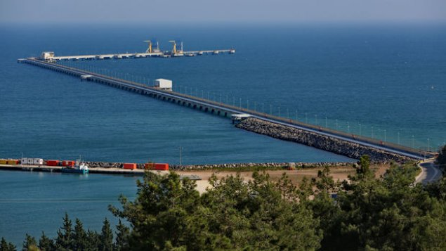 1,9 milyon ton Azərbaycan nefti Ceyhan limanından dünya bazarlarına çıxarılıb