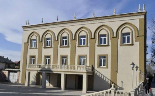 Gəncə Dövlət Dram Teatrının tikintisi davam etdiriləcək