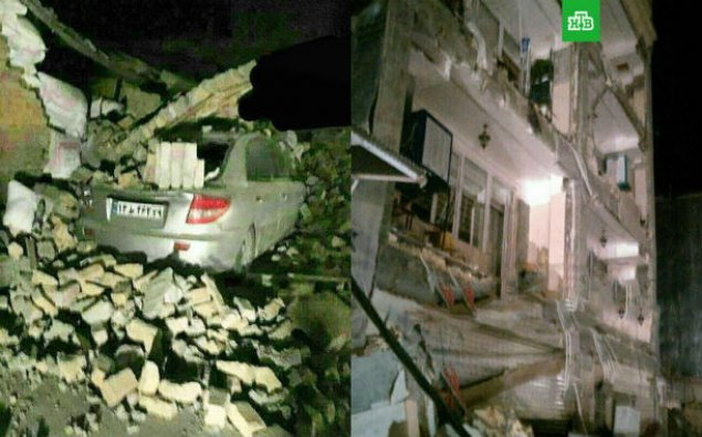 İrandakı zəlzələ təxminən 12 min evi dağıtdı