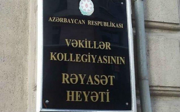 Yalçın İmanov Vəkillər Kollegiyası üzvlüyündən çıxarıldı