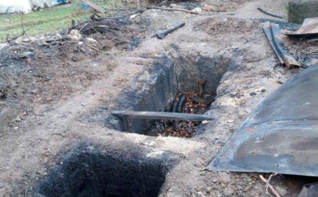 Qanunsuz kömür istehsalının qarşısı alındı