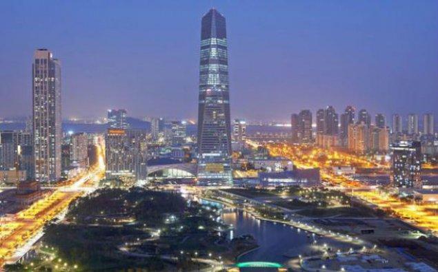 35 milyard dollara inşa edilən avtomobilsiz şəhər - FOTOLAR