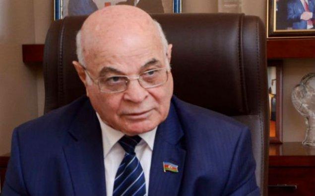 """Prezident Ağacan Abiyevi """"Şərəf"""" ordeni ilə təltif edib"""