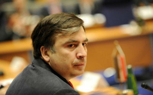 Saakaşvili həbsdən azad edildi