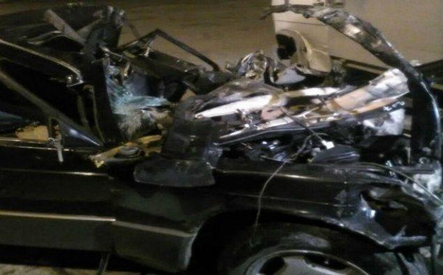 Bakıda yük maşını minik avtomobili ilə toqquşdu: 5 nəfər öldü  (- FOTO + VİDEO)