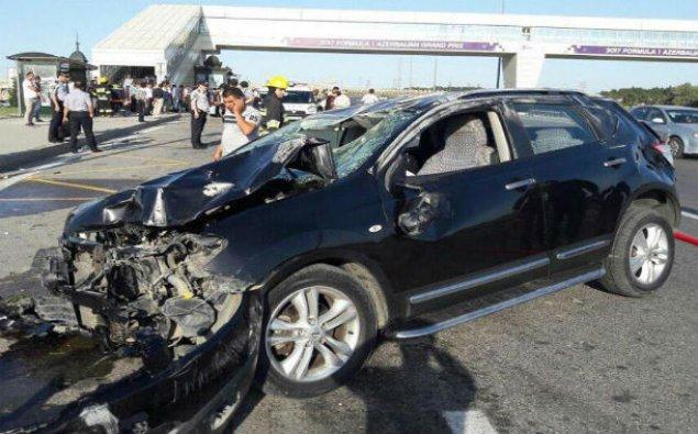 Azərbaycanda yol qırğını: 12 ölü, 29 yaralı