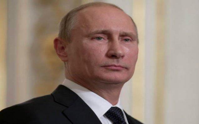 Vladimir Putin Suriyaya səfər etdi