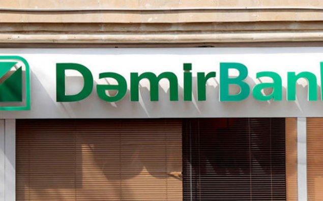 """""""DəmirBank""""ın lisenziyası ləğv edildi"""