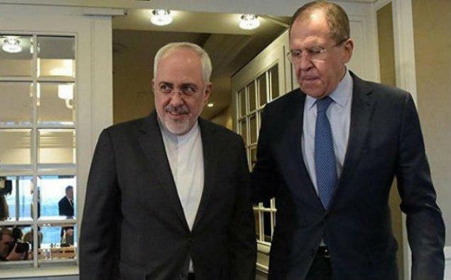 İranın xarici işlər naziri Rusiyada səfərdədir