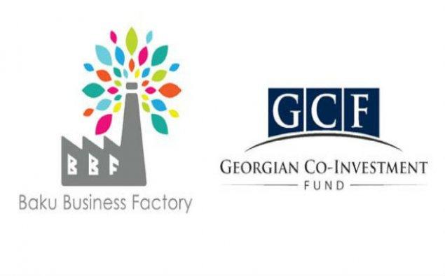 """""""Baku Business Factory"""" ilə """"Georgian Co-Investment Fund""""u arasında müzakirələr aparılıb"""