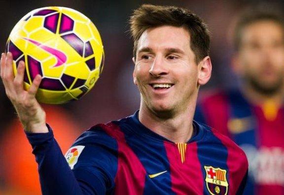 Messi illik qazancı ilə dünya futbolu tarixində rekord vurub