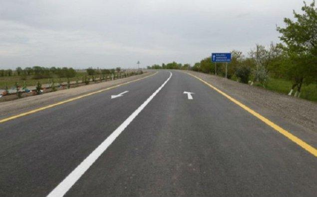 Biləsuvar rayonunda 23 km-lik yol istifadəyə verildi