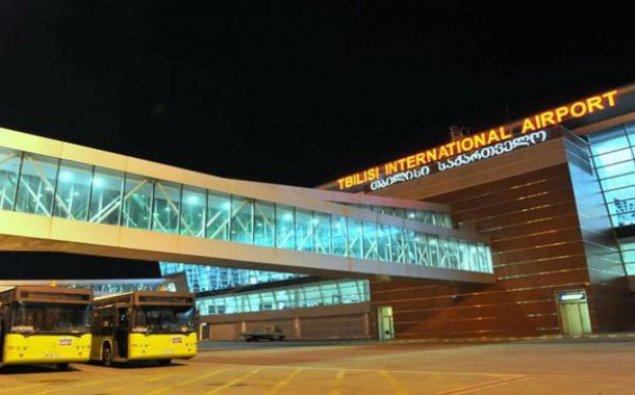 Tbilisi aeroportunun fəaliyyəti bərpa olundu