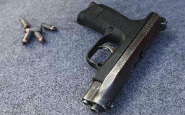 Naxçıvanda 120 ədəd silah könüllü olaraq polis orqanlarına təhvil verildi