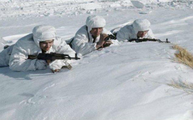 Rus kəşfiyyatçıları Ermənistanda təlimlərə başladı