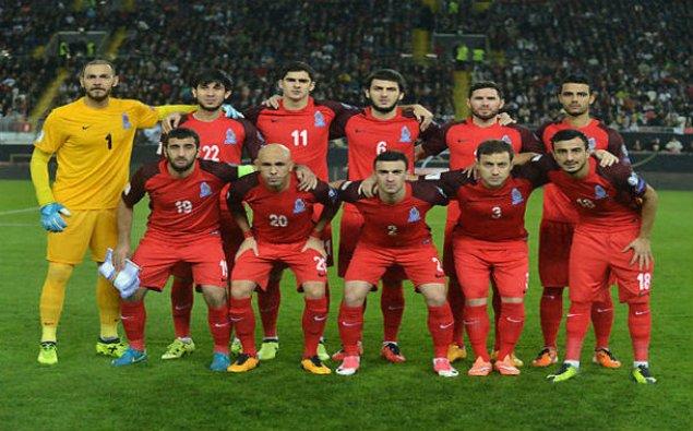 Azərbaycan millisi FİFA reytinqində gerilədi