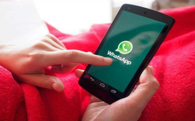 WhatsApp-da daha bir YENİLİK