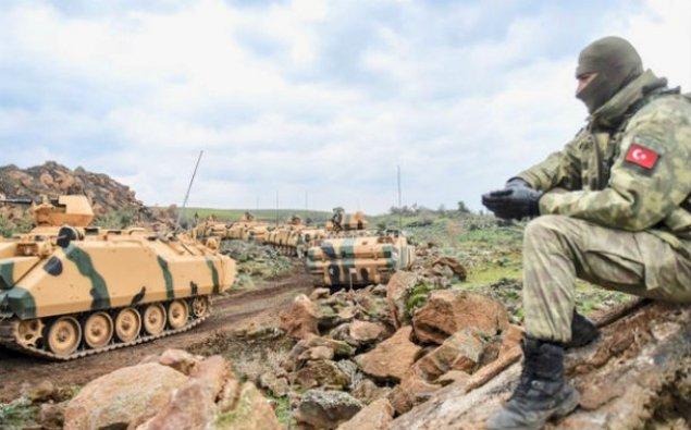 Türkiyə ordusu Suriyada 103 terrorçunu məhv edib