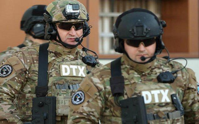 DTX və polis Bakıda birgə əməliyyat keçirib