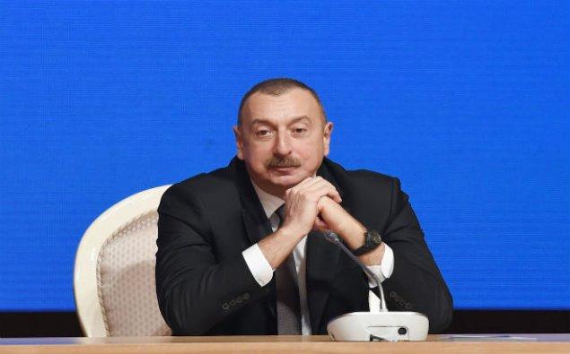 MSK İlham Əliyevin prezidentliyə namizədliyini TƏSDİQLƏDİ