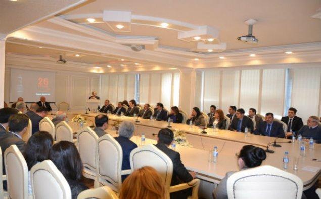 Dövlət Reklam Agentliyinin kollektivi Xocalı soyqırımını yad etdi