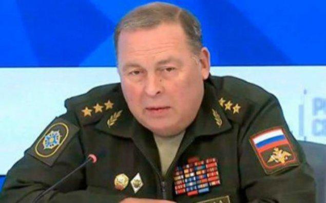Rusiyalı general: