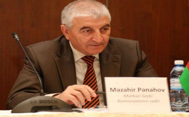 Məzahir Pənahov: