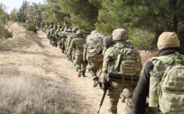 """""""Zeytun budağı""""nda zərərsizləşdirilən terrorçuların sayı 3393 oldu"""