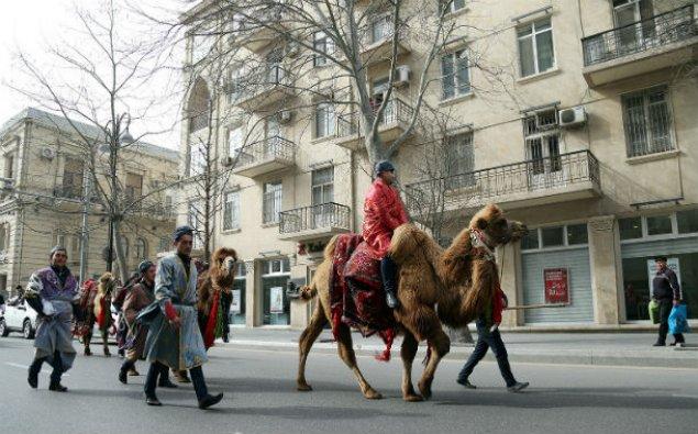 Bu il Bakıda Novruz bayramı karvanı təşkil olunmayacaq