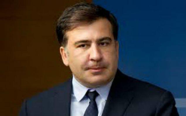 Saakaşvili ukraynalılara Krımı qaytaracağını vəd verdi