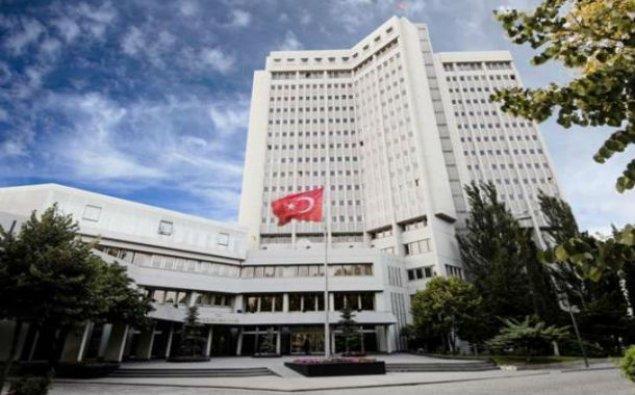 """""""Suriya rejiminə qarşı əməliyyatdan məmnunuq"""" - Türkiyə XİN"""