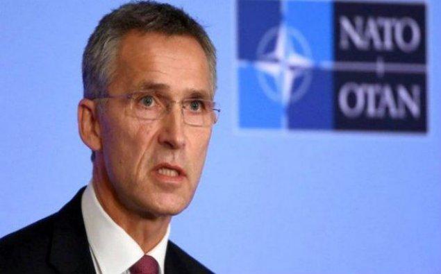 """NATO-nun baş katibi: """"Bu əməliyyat Rusiya, Əsəd və İrana açıq mesaj idi"""""""