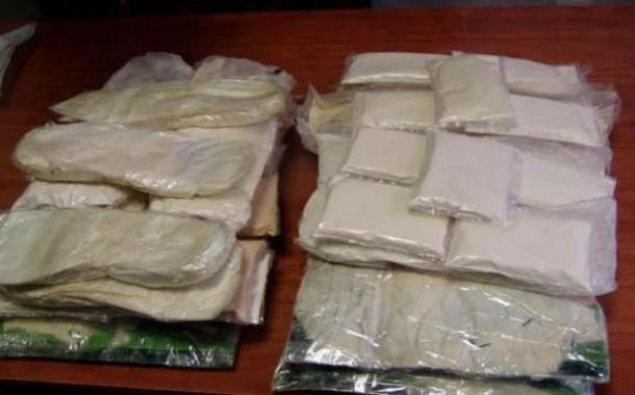 380 kiloqramdan artıq narkotik vasitə qanunsuz dövriyyədən çıxarıldı