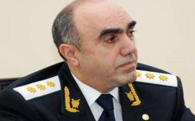 Zakir Qaralov rusiyalı həmkarına müraciət edib