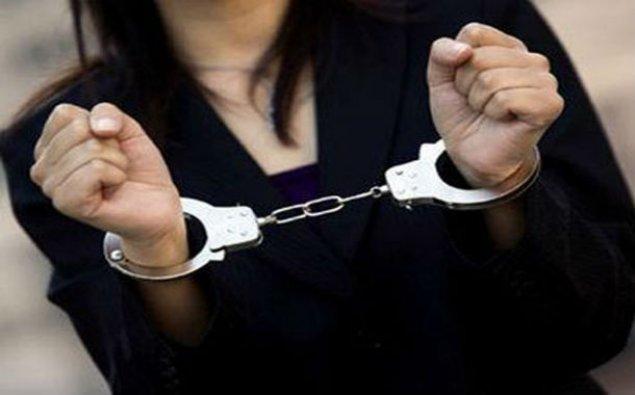 Fransada azərbaycanlı qadın saxlanıldı - Gürcü mafiyasının üzvüdür